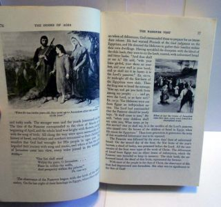 Vintage Ellen G White Book 1940 The Desire of Ages Pacific Press SC VG