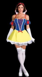 Fairy Tales Disney Princess Cinderella Snow White Fancy Dress Costume