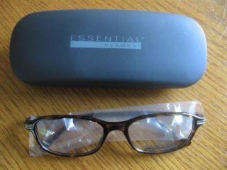 New Essential Pearle Vision Eyeglasses Frames Eye Glasses EN6652 Case