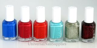 Essie Nail Polish Lacquer Winter Collection 2012 A Leading Lady 6