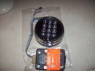 S G 6120 Electronic Gun Safe Lock