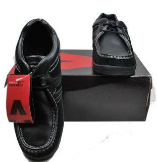 Perry Ellis Shoes League Black Casual Comfortable Men Size 221708