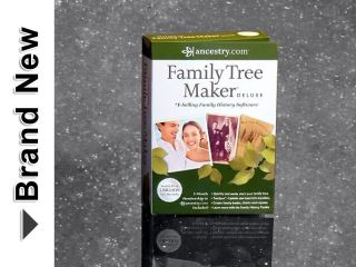 Family Tree Maker ★2012★ Deluxe by Ancestry com ✔latest Version
