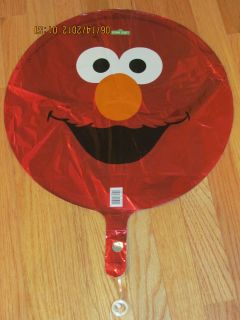 Elmo Mylar Balloon Sesame Street Birthday Party Decorations Worldwide