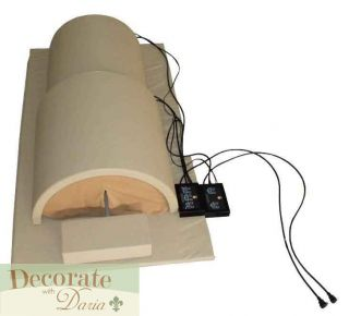 SAUNA DOME FAR 360 Surround Infrared Carbon & Ceramic Heat Clearlight
