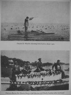 1947 Duck Goose Hunting Decoy Call Winchester Remington +PRINTS HB+DJ+