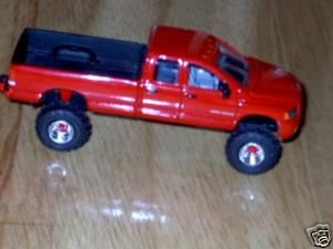 64 Custom Lifted Dodge Farm Toy Truck Ertl DCP