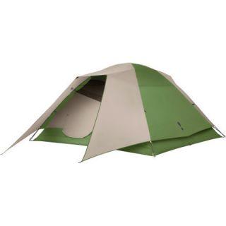 Eureka Tetragon 8 Tent Camping Base Camp Family 2 Room