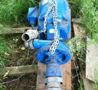 40 Hp Cornell Centrifugal Irrigation Pump