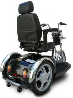 New EV Rider Sportrider Single Electric Power Chair Mobility Scooter w