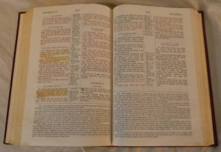 EDITION KING JAMES VERSION HOLY BIBLE W/FORWARD BY JERRY FALWELL
