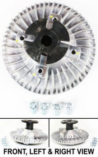New Fan Clutch Chevrolet S10 Blazer s 10 85 84 83 Pickup 82 GMC S15