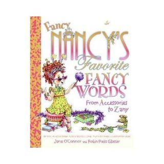 Fancy Nancy's Favorite Fancy Words New Book