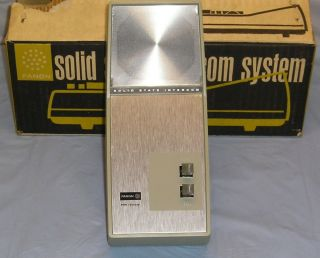 Fanon New Solid State Intercom System Model Fir Box
