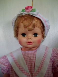 Vintage Baby Two Year Old Eugene Doll Playpal Mannequin Size Sale