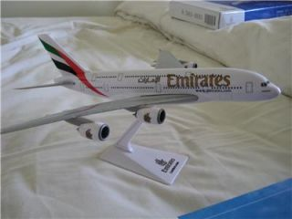 Emirates A 380 Model New Box