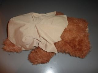 Wicket The Ewok Doll Star Wars Kenner 1983 15 Large Plush Toy Figure