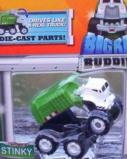 MATCHBOX ~*STINKY THE GARBAGE TRUCK*~ 2011 BIG RIG BUDDIES