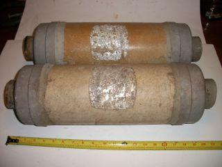 Wet Mufflers Silencer 6 x 21 3 inch Exhaust Hose Fiberglass