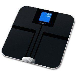 Precision Get Fit Digital Body Fat Bathroom Scale LCD Display NEW