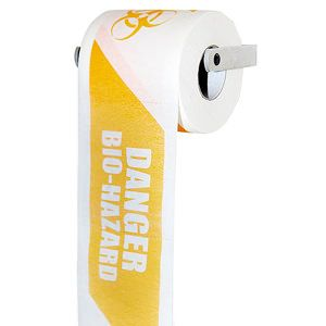 gifts gifts for dad other bio hazard novelty toilet paper