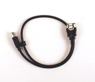 Dell Latitude E Series HW563 P022P Black External eSATA Cable