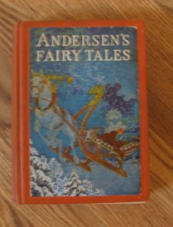 ANDERSENS FAIRY TALES BY HANS CHRISTIAN ANDERSENS COPYRIGHT 1926