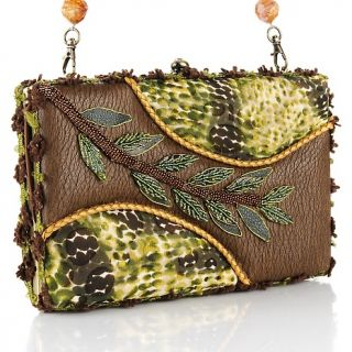 Mary Frances Mary Frances Beaded Giraffe Boxed Evening Bag