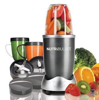 NutriBullet Nutrition Extraction System super food extractor WITH FREE