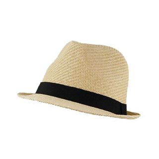 Classic Fashion Paper Straw Fedora Hat Cap Man Woman Unisex Beige