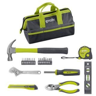 Craftsman Evolv 23 PC Homeowner Tool Set  Item 10028 Model 10028