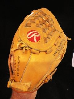Rawlings RBG 4 Baseball Glove Fernando Valenzuela Fastback Model