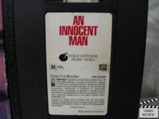 An Innocent Man VHS Tom Selleck F Murray Abraham 012257910032