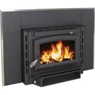 Hearth Insert Wood Burning 1 800 Sq ft 69 000 BTU EPA Certified