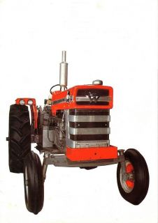 Massey Ferguson MF 1100 1130 Tractor Service Manual