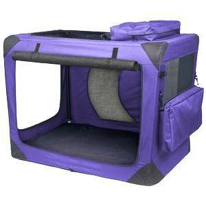 Pet Gear Soft Dog Crate 30L x 21w x 23H PG5530LV