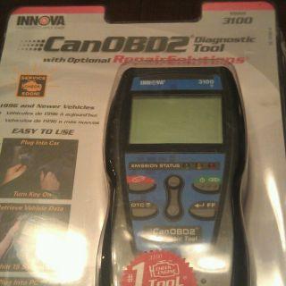 Equus 3100 Innova CanOBD2 Diagnostic Tool OBD2 codes 1996 & newer car