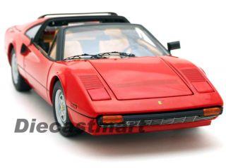 Elite P9908 1 18 Magnum Pi Ferrari 308 GTS Red Tom Selleck