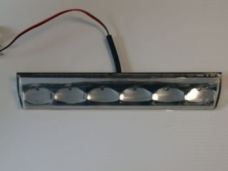 Truck Cap Topper 3rd Third Brake Light LED Recessed Factory Leer