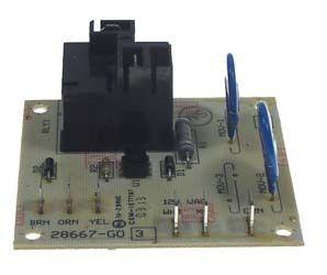 EZGO Golf Cart Powerwise 36 V Input Board