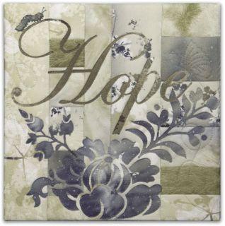 McKenna Ryan Hope Quilting Pattern Faith Hope Love