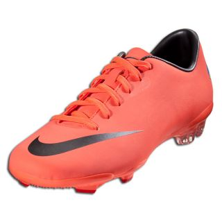 Nike Jr Mercurial Glide III FG Bright Mango Metallic Dark Grey 509109