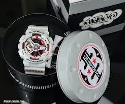 CASIO G SHOCK GA 110EH 8AJR Eric Haze Collaboration 30th Anniv Limited