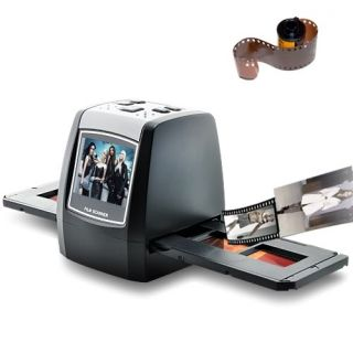 worlds fastest 4 seconds 35mm film slide digital scanner with lcd