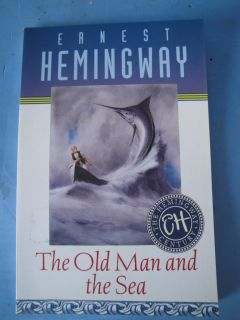 Ernest Hemingway Old Man and The Sea Book Signed by G Fuentes Cojimar