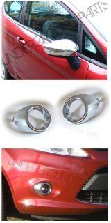 Ford Fiesta MK7 MK8 Rear Bumper Fog Light Lamp Nearside Left LH Zetec