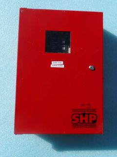 Fike Fire Protection Systems 10 051 R 1 Red Encl 10 2171 Single Hazard