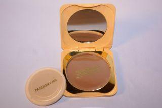 Fashion Fair Oil Control Pressed Face Powder Walnut Fragrance Free