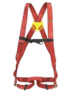 Full Body Safety Harness Fall Arrest Scaffold Roofing