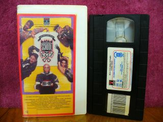 VHS Tape Giancarlo Esposito Larry Fishburne Spike Lee Comedy